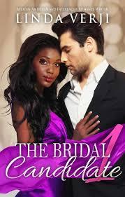 The Bridal Candidate 1 By Linda Verji Paperback