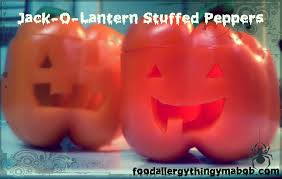 Free Halloween Potluck Signup Sheet by Allergy Free Halloween The Food Allergy Thingymabob