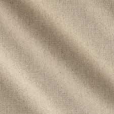 Curtain Fabric By The Yard by Kaufman Essex Linen Blend Natural Discount Designer Fabric
