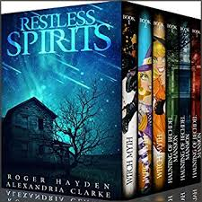 Restless Spirits Super Boxset Cover Art