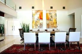 Painting Dining Room Table And Chairs Black For Wall Paint Ideas Impressive Design Paintin