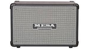 2x10 Bass Cabinet 8 Ohm by Mesa Boogie Ltd Traditional 2x10 Powerhouse 400w 2x10 Bass Speaker