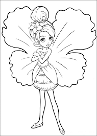 A Website Full Of Free Printable Coloring Pages Fairies