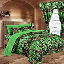 camo bed set ebay