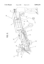 Christmas Tree Baler Used by Patent Us5899139 Mobile Pinestraw Baler Google Patents