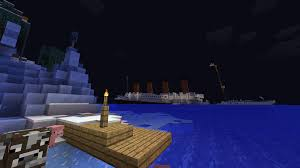 Minecraft Titanic Sinking Download by Titanic Survival Iceberg