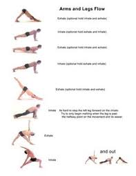 Arms Legs Yoga Poses