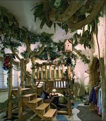 Superb Jungle Theme Decorating Ideas Interior