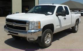 100 2010 Chevy Trucks For Sale Chevrolet Silverado 2500HD LT Z71 Ext Cab Pickup Truck
