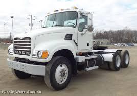 100 Semi Trucks For Sale In Illinois 2003 Mack CV713 Semi Truck Item DC7469 SOLD January 18