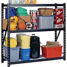 Garage Storage Cabinets At Walmart by Garage Shelves And Racks Walmart Com