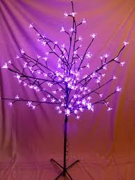 5ft 15m Large Pink Artificial Christmas Tree Indoor Outdoor Blossom LED Lights