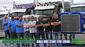 Jarco Transport San Antonio Texas