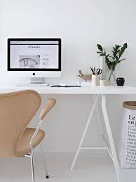 Scandinavian Home Office Design Ideas | Style&Minimalism Office Ideas Minimalist Home Ipirations Modern Beautiful Minimalist Office Interior Design 20 Minimal Design Inspirationfeed Designs Work Area Two Apartments In A Family With Bright Bedroom For The Kids Best Ideal Hk1lh 16937 Scdinavian White Color Wooden Desk Peenmediacom Floating Imac And