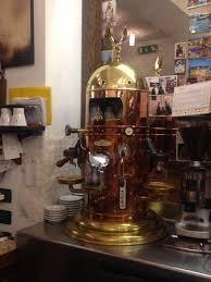 Osteria Ae Sconte Vintage Coffee Machine