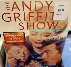 Costco Has The Andy Griffith Show Complete Series DVD On Sale For A Limited Time