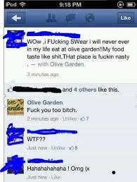 Olive Garden Gets Sassy – Kill the Hydra