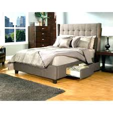 Skyline Tufted Wingback Headboard King by Skyline Velvet Bed U2013 Vansaro Me