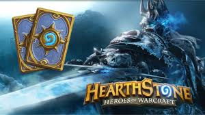 hearthstone gameplay knights of the frozen throne control