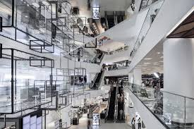 100 Interior Design Mag ArchiExpo Eazine S The Heart Of The Shopping