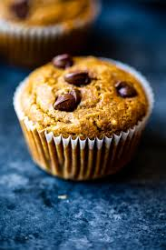 Pumpkin Pie Blizzard Calories Mini by Healthy Pumpkin Chocolate Chip Muffins U2013 Cravings Happen