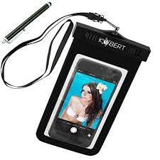 Amazon Kobert Waterproof Cell Phone Case Dry Bag Pouch for