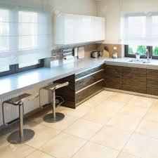 100 Modern Kitchen For Small Spaces Spacious Modern Kitchen With Small Dining Space