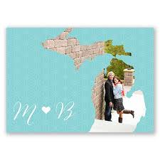 Find Wedding Invitations That State Your Love For Each Other And Home From Davids Bridal Matching Save The Date Enclosures Thank Yous