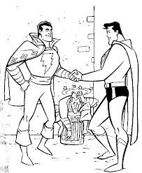 Superman Batman And Free Printable Vs Hulk Coloring Pages