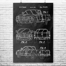 Dodge RAM Pickup Truck Poster Print | Truck Wall Art | Patent Earth Cartoon Fire Truck New Wall Art Lovely Fire Truck Wall Art Mural For Boys Rooms Gavins Room Room Dump Decor Dumper Print Cstruction Kids Bedrooms Nurseries Di Lewis Nursery Trucks Prints Smw267c Custom Metal 1957 Classic Chevy Sunriver Works Ford Fine America Ben Franklin Crafts And Frame Shop Make Your Own Vintage Smw363 Car 1940 Personalized Stupell Industries Christmas Tree Lane Red Zulily Design Running Stickers For Vinyl