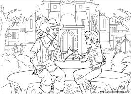 Barbie Coloring Pages And The Three Musketeer 429020
