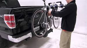 100 Bike Rack For Truck Hitch Review Of The Thule Apex 4 Swing On A 2013 D F