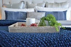 master bedroom decor for a nautical miami vacation home