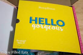 Bump Box Review & Big News! - Joy Filled Eats