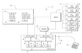 Patent US6172602 - Maintenance Alert System For Heavy-duty Trucks ...
