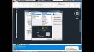 Autocad Tutorial Quick Tip How To Change Background And Command Line Colors