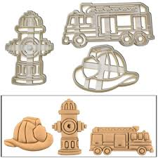 100 Fire Truck Cookie Cutter Cheap Find Deals On Line At Alibabacom