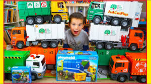 Garbage Trucks For Children Toy Unboxing - Huge Recycling Truck ... Custom First Gear Garbage Truck 134 Scale Heil Cp Python In Bruder Ambulance Toy Kids Bruder Trucks Videos For Children Recycling Surprise Toy Unboxing For Children L Backyard Pick Up Video Vacuum Youtube Tippie The Dump Car Stories Pinkfong Story Time 3d Racing Monster Vehicles Games Garbage Truck To The Garage Gravel Tonka Tonka Diecast Side Arm