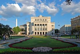 100 Where Is Latvia Located N National Opera And Ballet LiveRiga