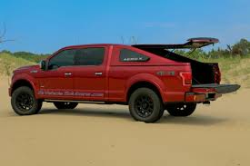 100 Ford Truck Beds This F150 Fastback Bed Cap Makes Your Look Like A 69
