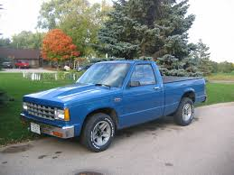 100 Chevy S10 Pickup Truck New Page 0