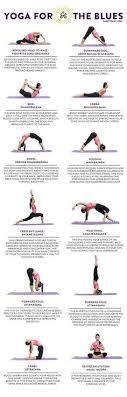 Yoga For The Blues Yogalifestyle