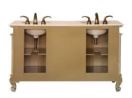 Ebay Bathroom Vanity With Sink by Marble Top Double Sink Bathroom Vanity Lavatory Cabinet 0719cm