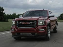 The New 2016 GMC Sierra Pickup Truck Will Feature A More Aggressive ...