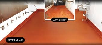 Poured Epoxy Flooring Kitchen by Industrial Flooring Commercial Flooring Silikal Industrial Floors