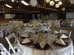Backyard Of Emily Hearn Cake Elegant Set Up Burlap And Lace Vintage Beach Wedding Reception Rustic