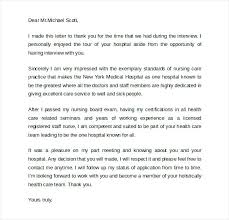 Follow Up Letter For Job Brilliant Ideas Interview Thank You