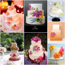 Tropical Wedding Cakes That Arent Tacky Bajan Wed Cake Toppers