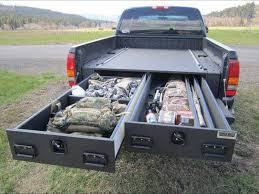 How To Install A Truck Bed Storage System | Truck Bed Storage ...