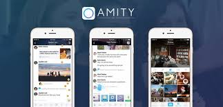 Amity s interactive messaging app one ups iOS 10 s iMessage and